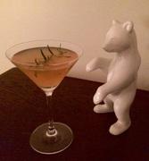 Grapefruit Rosenary Gin Sour