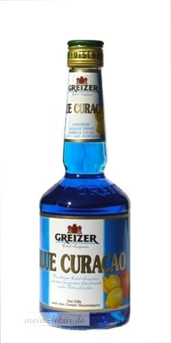 Blauer Alkohol