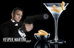 Vesper James Bond