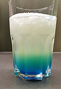 Blue Cobra geschichtet